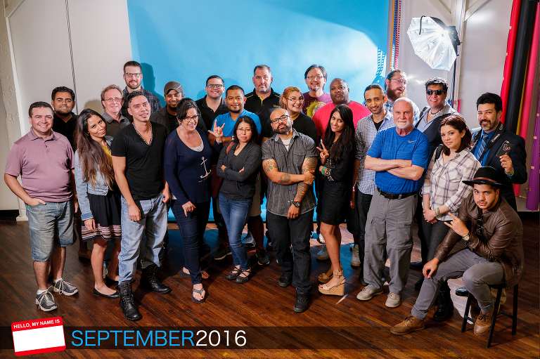 The Houston Studio Monthly (September, 2016)
